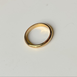 FINE RING - gold