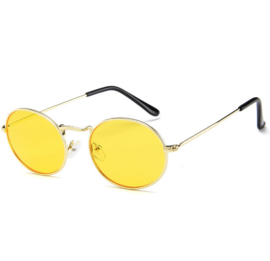 RETRO SUNNIES - gold/yellow