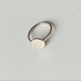 CIRCLE RING - silver