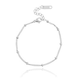 BALL BRACELET - silver