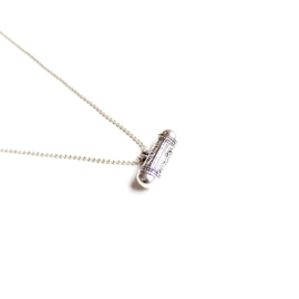TINY WISHBOX - Sterling silver, met briefje