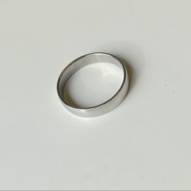 SIMPLE RING - silver