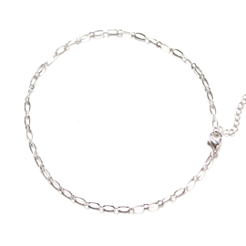 SHORTIE CHAIN - silver or gold