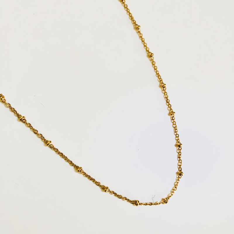 NINO NECKLACE - gold