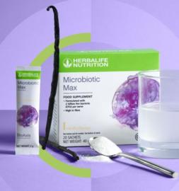 Microbiotic Max Vanille