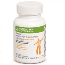 Formula 2 Vitaminen- & Mineralencomplex