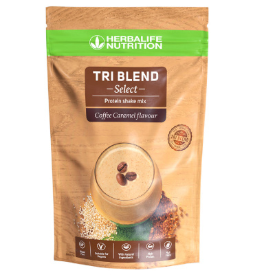 Tri Blend Select Coffee caramel 600 g (052k)