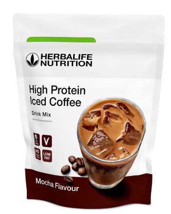 High Protein Iced Coffee Mokka (011K)