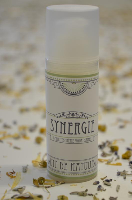 Synergie uit de natuur Gezichtscrème voor dames