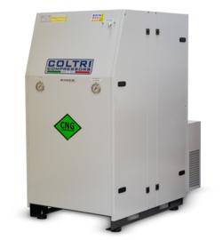 Coltri MCH 20 CNG compressor