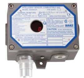 MSA S4000CH Combustible Gas Detector