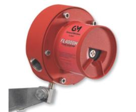 MSA FL4000H Multi-spectrum IR Flame Detector