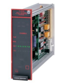 MSA FL802 Multi-Channel Flame Detection Readout / Relay Display Module