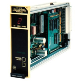MSA DT210 Eight Channel H2S Readout / Relay Module
