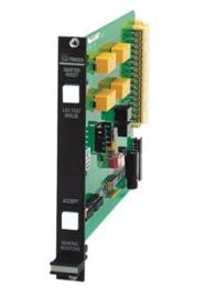 MSA FM002A Facilities Module