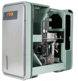Navy Breathing-air compressors air-cooled up to 420 bar