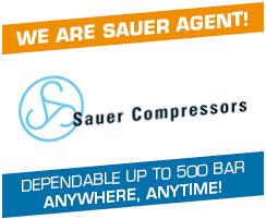Service Holugt Sauer compressoren