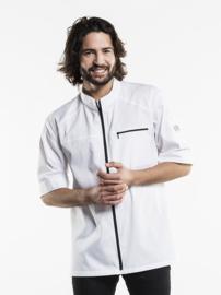 Koksbuis Chaud Devant - Modena UFX White short sleeve