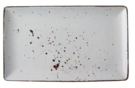 Rustic - schaal r.hoekig 33,5 x 20 cm