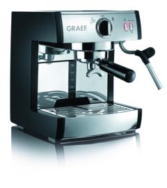 Espressomachine - Graef - Pivalla - ES702