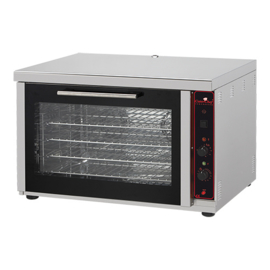 Heteluchtoven - CaterChef - Heavy Duty model - 60x40 BakeryNorm