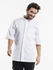 Koksbuis Chaud Devant - Salerno SFX White short sleeve