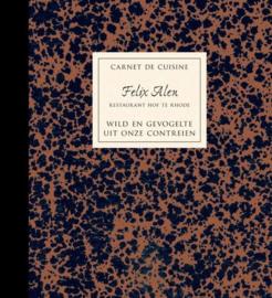 Carnet de Cuisine (wild en gevogelte) - Felix Alen