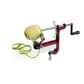 Appelschilmachine - met schroefklem of vacuumvoet