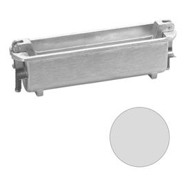 Pate vorm - Gegoten aluminium, rond - 2 maten