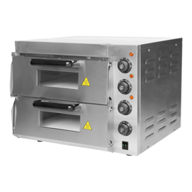 Pizza oven - 2 etages