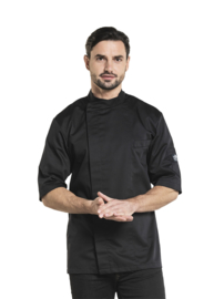 Koksbuis Chaud Devant - Bacio Black Short Sleeve
