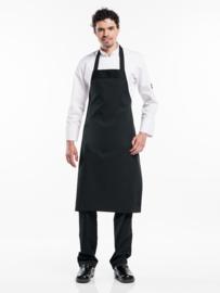 Schort Chaud Devant - Black extra wide & no pocket W100 - L100