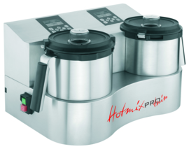 thermoblender - HotmixPRO Gastro Twin / 2+2 liter / 24-190°C / 12.500 t/min