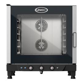 Bake-off oven - Unox - BakerLux Manual - XB693 - 6x 60x40 BN