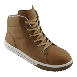 Chef shoes Sneaker Line - Brown S3 - High model