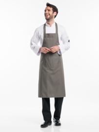 Schort Chaud Devant - Regular Pockets Khaki W75 - L100