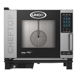 Combisteamer - Unox - XEVC-0511-GPR - ChefTop MindMaps Plus Gas - 5x 1/1 GN