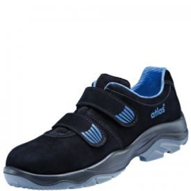 Chef shoes with Velcro Fastening - Black