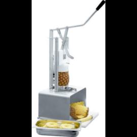 Ananasboor / ananasschiller - rvs mes