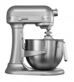 KitchenAid K7 Heavy Duty metaal grijs