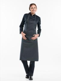 Schort Chaud Devant - Regular Pockets Big Stripe W75 - L100