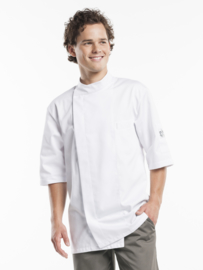 Koksbuis Chaud Devant - Bacio White Short Sleeve