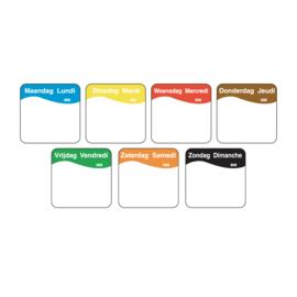 Makkelijk verwijderbare stickers - Daymark