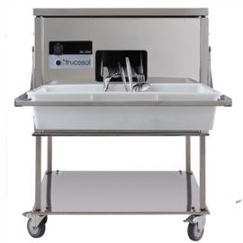 Bestekpoleermachine - Frucosol SH-7000