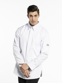 Koksbuis Chaud Devant - Chef Shirt White