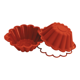 Flexibele bakvorm - Brioche - Uniflex - Silikomart