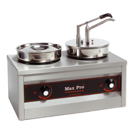 Hot dispenser - Max Pro - 2x 4.5 liter