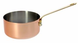 Steelpan koper - 12 cm - Inocuivre - De Buyer
