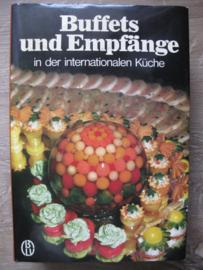 Buffets und Empfänge in der internationalen Küche (DE)