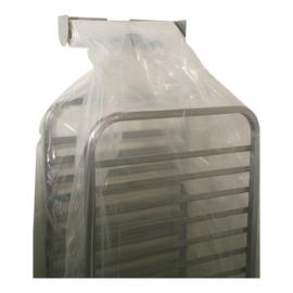 Afdekhoes / beschermhoes (25x) en rvs dispenser